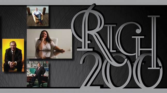 BRW publishes it's annual Rich List