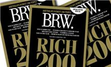 BRW Rich List Covers