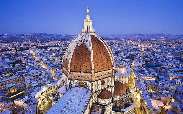 Peter Spann's Italy Florence